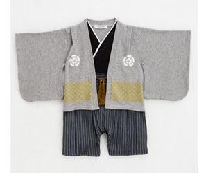 袴風ロンパースの画像