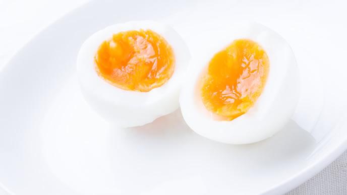 良質なタンパク質が豊富なゆでたまご