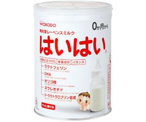 WAKODO レーベンスミルク はいはい 850gの画像