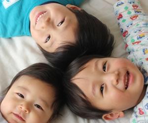 認可保育園に通い待機児童を避けられた子供達
