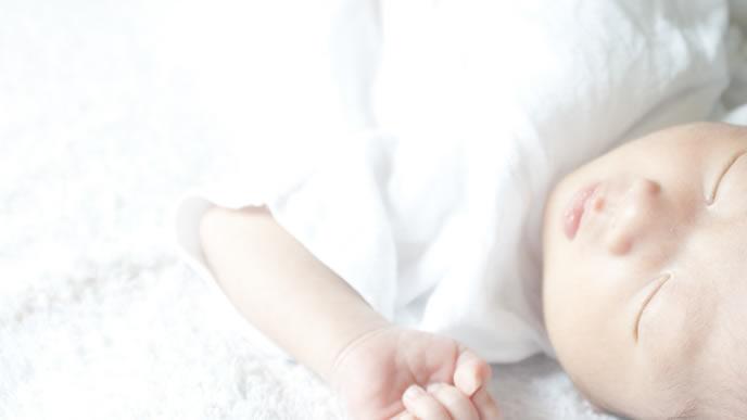生まれてくる赤ちゃんのイメージ画像