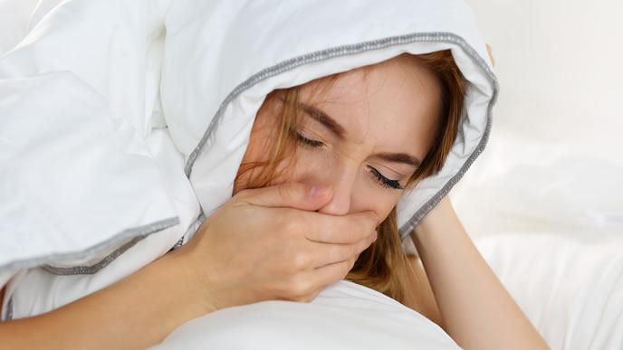 風邪の症状が長引き他の病気が疑われる妊婦さん