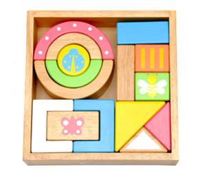 木製積み木 SOUNDブロックスの画像
