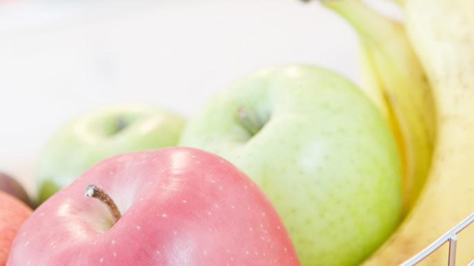 赤ちゃんの便秘対策に良い食物繊維たっぷりのフルーツ