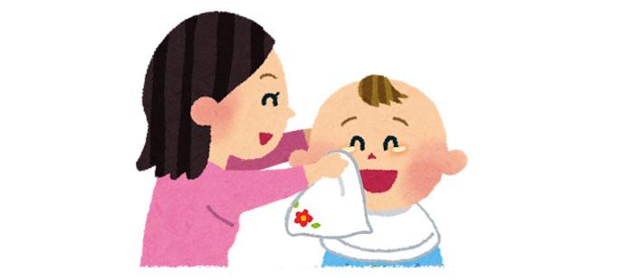 家庭でできる赤ちゃんの目ヤニケア