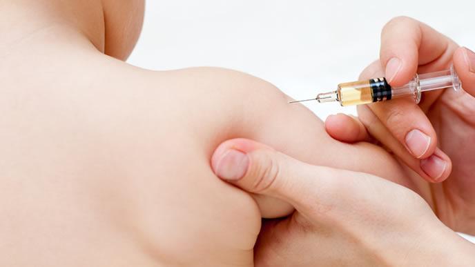 百日咳にかからないための四種混合ワクチン