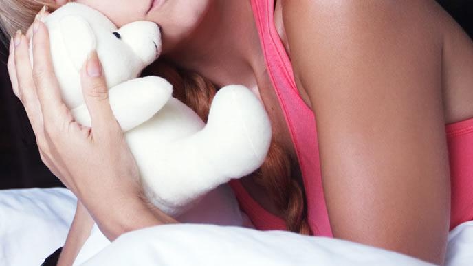 お昼から眠くて思うように動けない妊婦