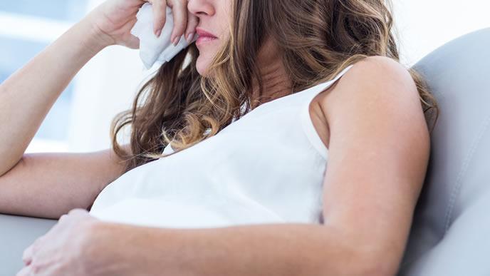 マタニティマークで辛い目に遭った妊婦