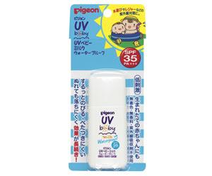 UVベビーミルク ウォータープルーフの画像