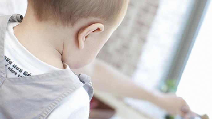 肥厚性幽門狭窄症でグッタリする赤ちゃん