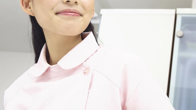 胎嚢について詳しい産婦人科の看護師