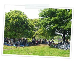 舎人公園(とねりこうえん)の画像