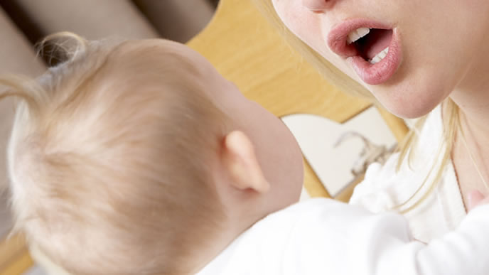 蚊に刺された赤ちゃんを見て驚愕するママ