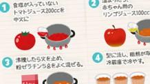 離乳食にトマトで栄養と彩りを!初期からの美味しいレシピ