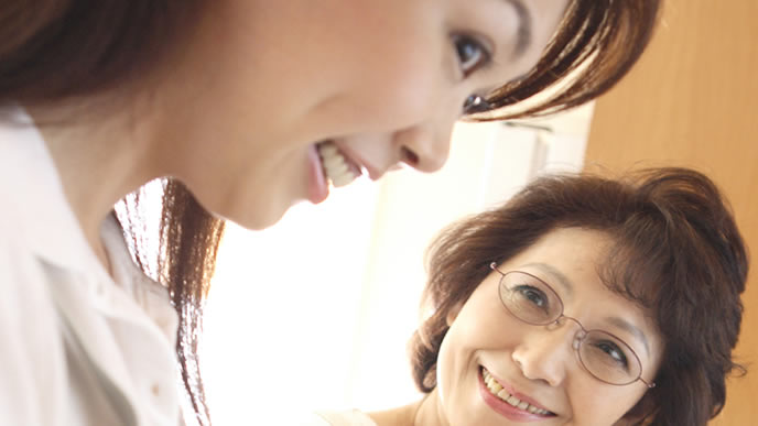 育児と仕事の両立に理解を示した義母