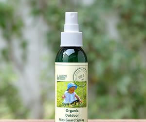 オーガニック アウトドア モスガードスプレー 125ml/made of Organicsの画像