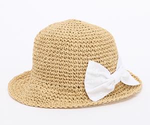 HOWDY DOODY'S たためる麦わら帽子の画像