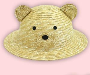 動物帽子の画像
