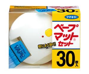 ベープマットセット 30枚入/フマキラーの画像