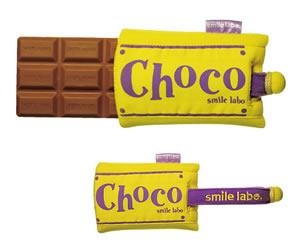 スマイルラボ歯がため チョコはがための画像