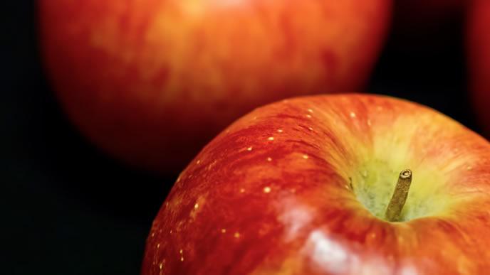 離乳食に使われるリンゴ