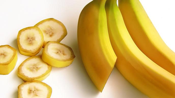 離乳食に使われるバナナ