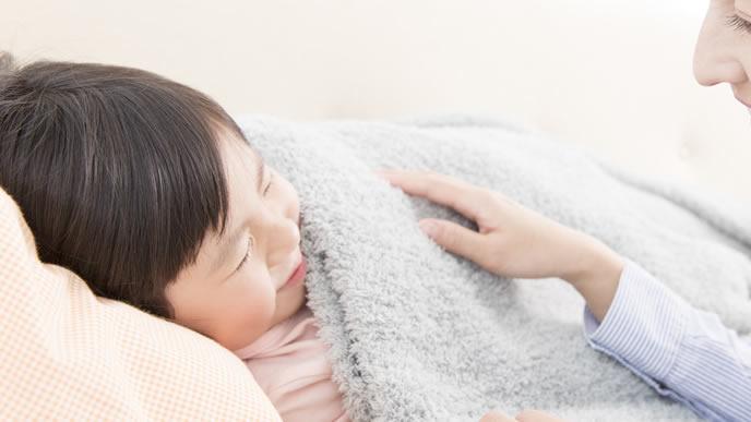 断乳できて褒められる赤ちゃん