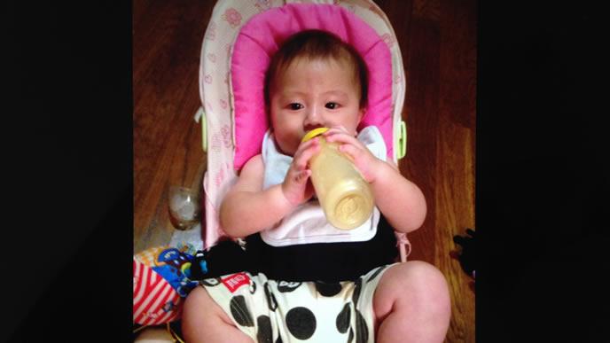 夜間断乳がなかなか進まない赤ちゃん