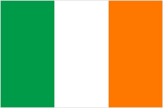 アイルランドの国旗