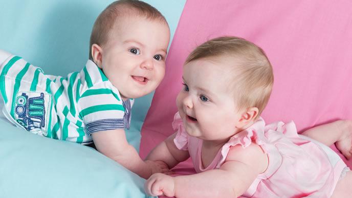 それぞれ個性豊かな双子の兄妹
