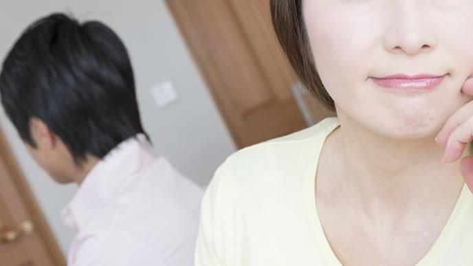 出産の方法について夫と話がこじれた妻