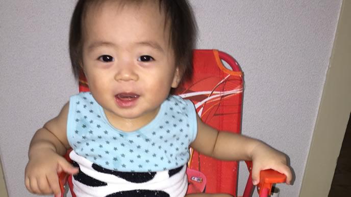 1歳過ぎても母乳が欲しい赤ちゃん