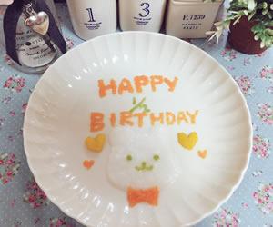 ケーキの形をしていない離乳食ケーキの画像