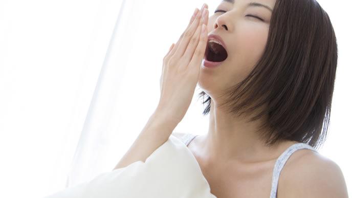 妊娠33週に入り眠気が止まらない妊婦