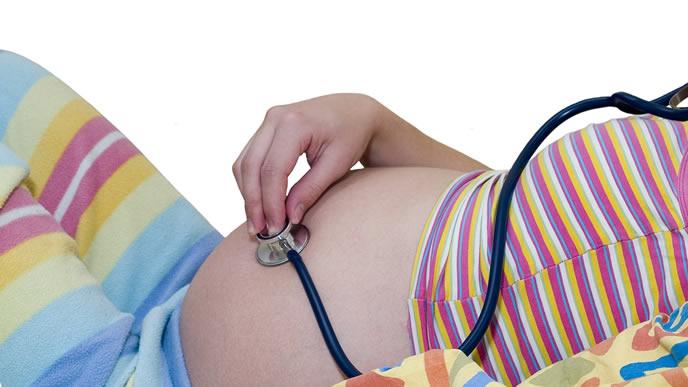 適正体重に戻したい妊婦