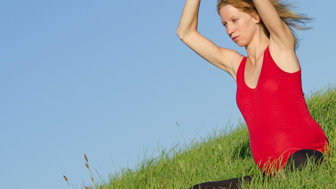 妊娠中の体重を適切に保つ妊婦