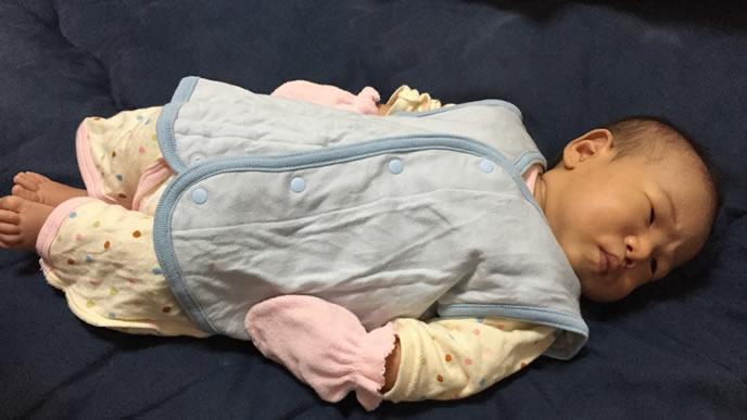 咳と鼻水が止まらずご機嫌ナナメの赤ちゃん
