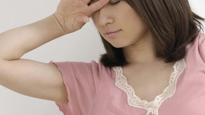 断乳が上手くいかずに徐々に回数を減らすママ