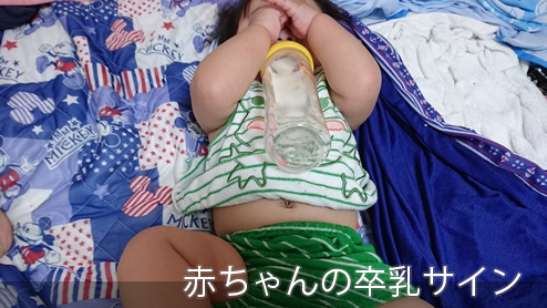 卒乳時期はいつ?赤ちゃんの卒乳サインと卒乳準備の進め方
