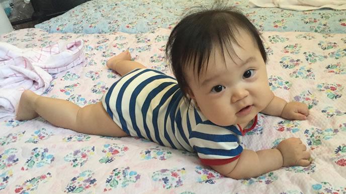 大人よりも平熱が高い赤ちゃん