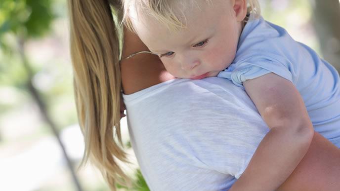 粉ミルク選びが難しいアレルギー持ちの赤ちゃん