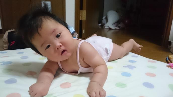 妊娠糖尿病のママから生まれた赤ちゃん