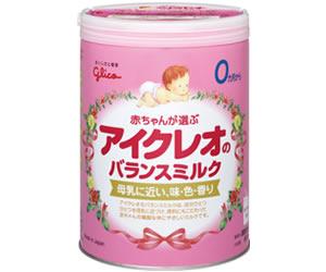 アイクレオのバランスミルクの画像