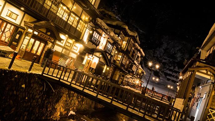 家族旅行で訪れた風情のある温泉旅館