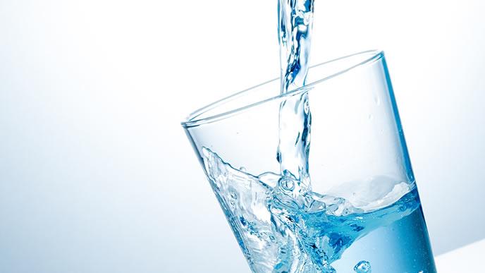 便秘に効果的な天然水