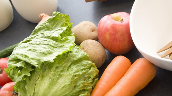 便秘対策にぴったりの野菜や果物