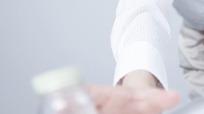 栄養補給にサプリメントを活用する妊婦