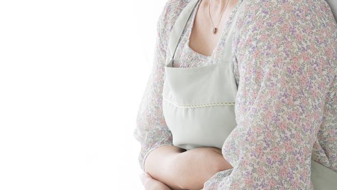 妊娠初期で食欲がない女性