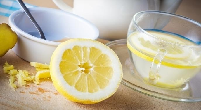 柑橘系の飲み物