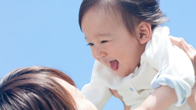 生後4ヶ月、5ヶ月、6ヶ月の赤ちゃんの心の成長